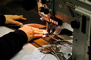 BESI industrial sewing