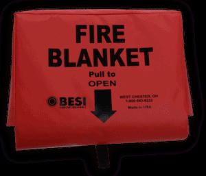Bus Fire Blanket