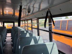 BESI Bus Safety Zone Defense Panel